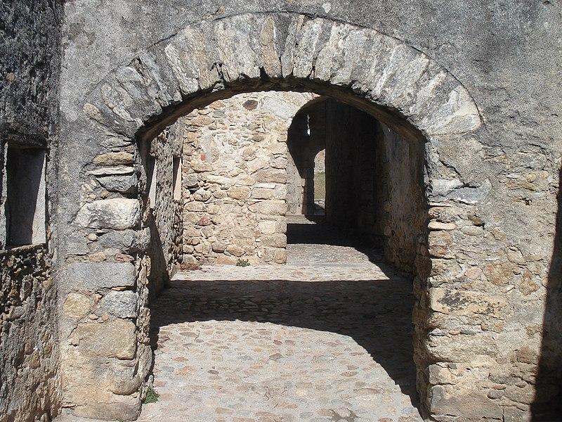 Photo du Monument Historique Remparts situé à Prats-de-Mollo-la-Preste