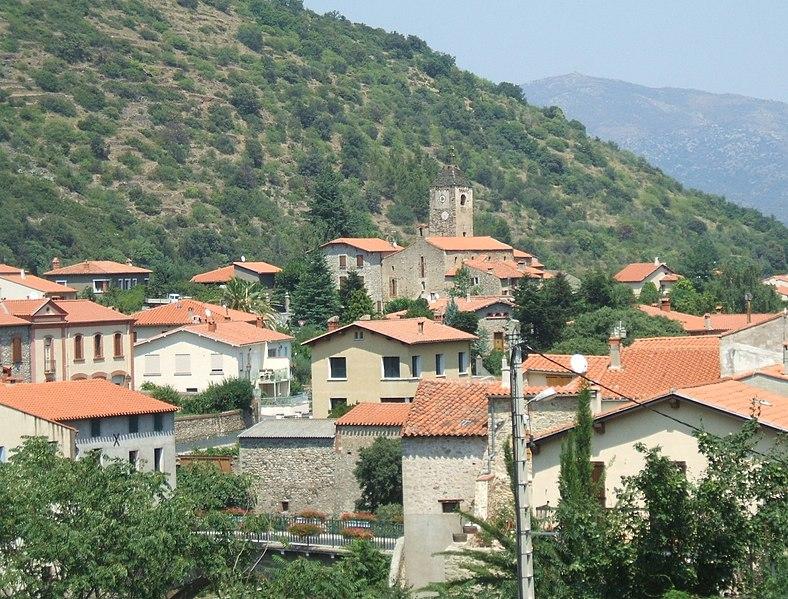 Photo du Monument Historique Eglise paroissiale Saint-Vincent de Ria situé à Ria-Sirach