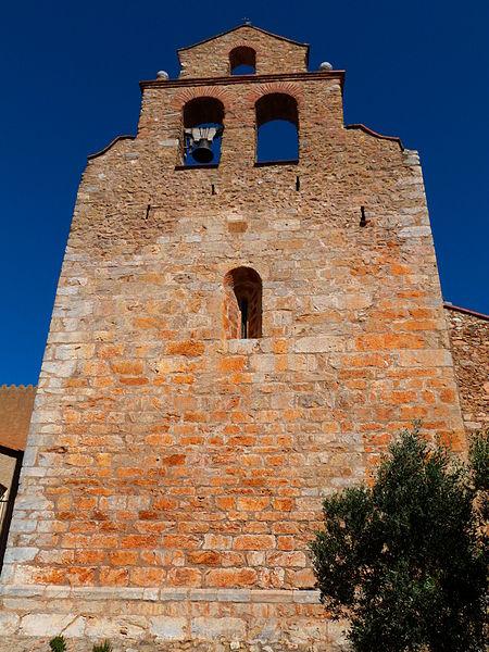 Photo du Monument Historique Eglise Sainte-Colombe situé à Sainte-Colombe-de-la-Commanderie