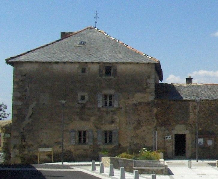 Photo du Monument Historique Ferme Cal Mateu situé à Sainte-Léocadie