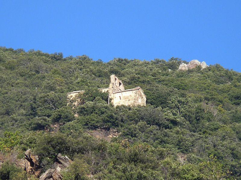 Photo du Monument Historique Eglise Saint-Marcel du hameau de Flassa situé à Serdinya