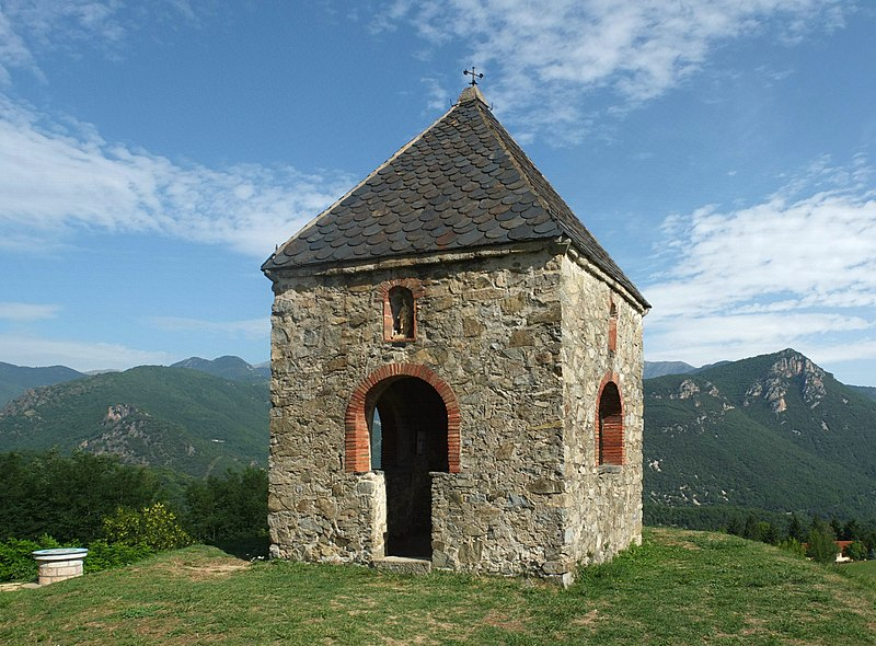 Photo du Monument Historique Le Conjurador situé à Serralongue