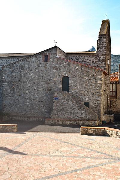 Photo du Monument Historique Eglise Saint-André situé à Tarerach