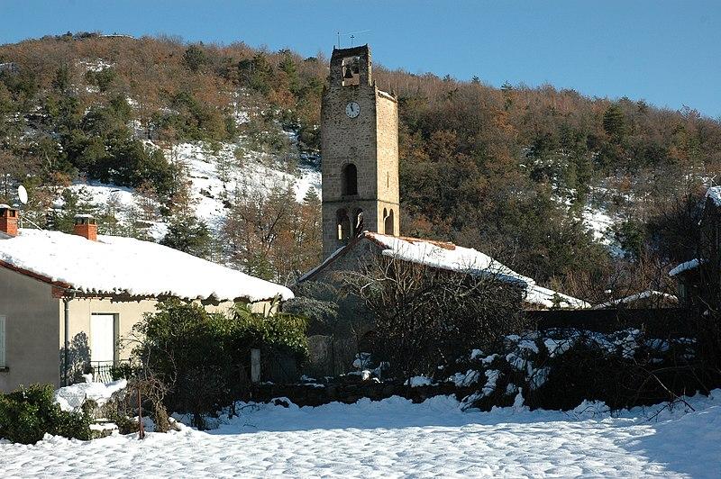 Photo du Monument Historique Eglise Saint-Fructueux situé à Taurinya
