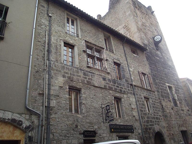 Photo du Monument Historique Maison Durand Henriette situé à Villefranche-de-Conflent