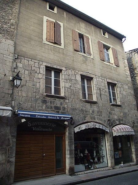 Photo du Monument Historique Maison Py Cécile situé à Villefranche-de-Conflent