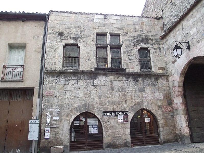 Photo du Monument Historique Maison situé à Villefranche-de-Conflent