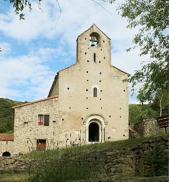 Photo du Monument Historique Chapelle Notre-Dame de Vilar situé à Villelongue-dels-Monts