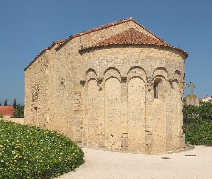 Photo du Monument Historique Chapelle Saint-Julien situé à Villeneuve-de-la-Raho