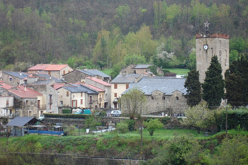 Photo du Monument Historique Eglise paroissiale Saint-Côme-et-Damien situé à Serdinya