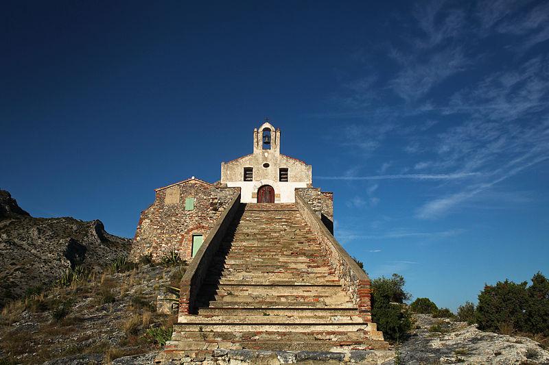 Photo du Monument Historique Ermitage Notre-Dame-de-Pène situé à Cases-de-Pène