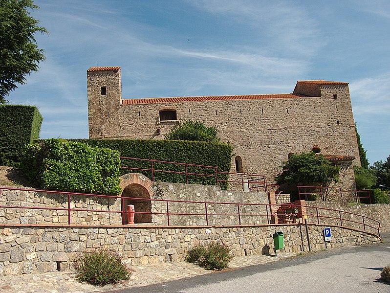 Photo du Monument Historique Eglise paroissiale Saint-André situé à Montbolo