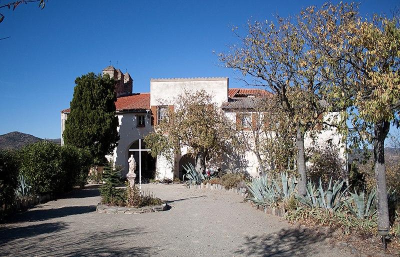 Photo du Monument Historique Eglise Notre-Dame de Domanova situé à Rodès