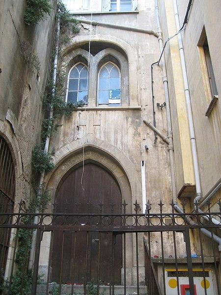 Photo du Monument Historique Couvent des Dames de Saint-Sauveur situé à Perpignan