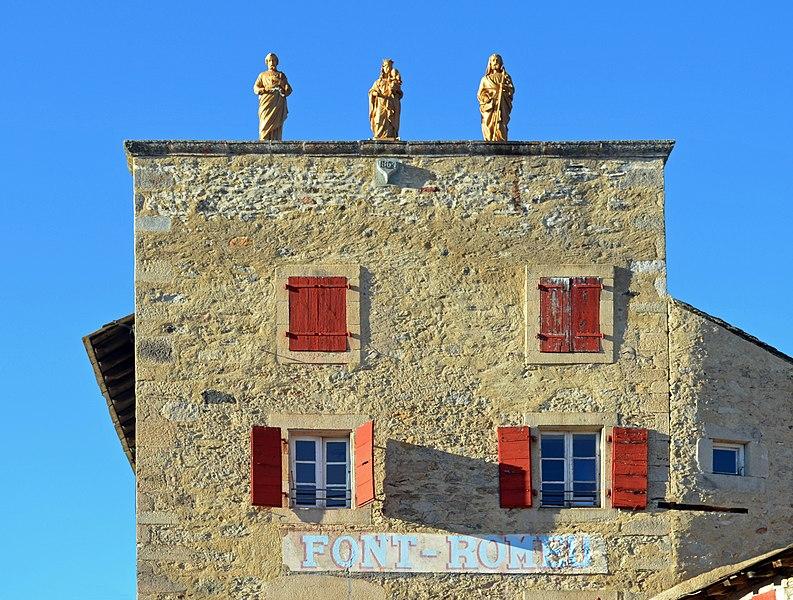 Photo du Monument Historique Ermitage Notre-Dame situé à Font-Romeu-Odeillo-Via