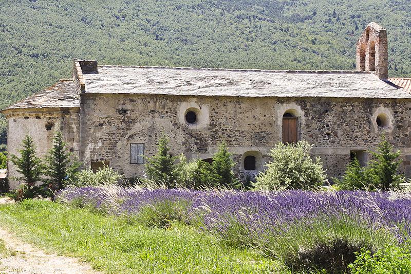 Photo du Monument Historique Chapelle de Corbiac situé à Mosset