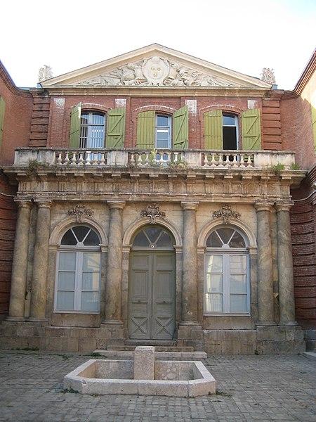 Photo du Monument Historique Ancienne université de Perpignan situé à Perpignan