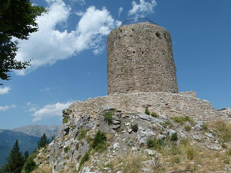 Photo du Monument Historique Tour de Mir situé à Prats-de-Mollo-la-Preste