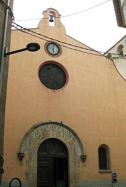 Photo du Monument Historique Eglise Saint-Mathieu situé à Perpignan