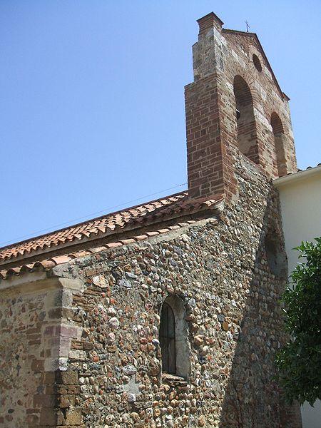 Photo du Monument Historique Chapelle de Château-Roussillon, ancienne église Sainte-Marie de Château-Roussillon situé à Perpignan