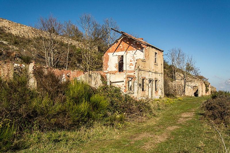 Photo du Monument Historique Sites miniers situé à Valmanya