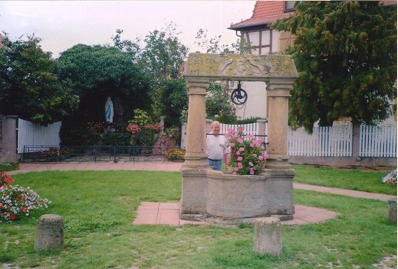 Photo du Monument Historique Puits situé à Altorf