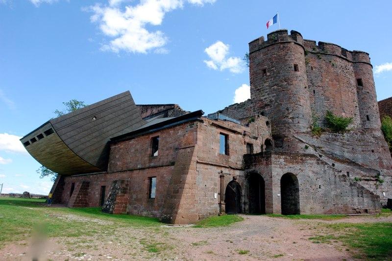 Photo du Monument Historique Forteresse situé à Lichtenberg
