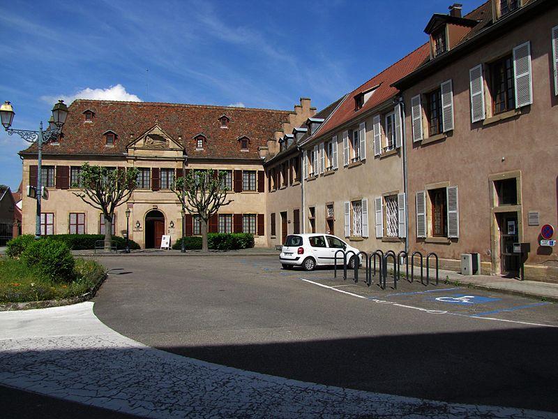 Photo du Monument Historique Ancienne chartreuse situé à Molsheim