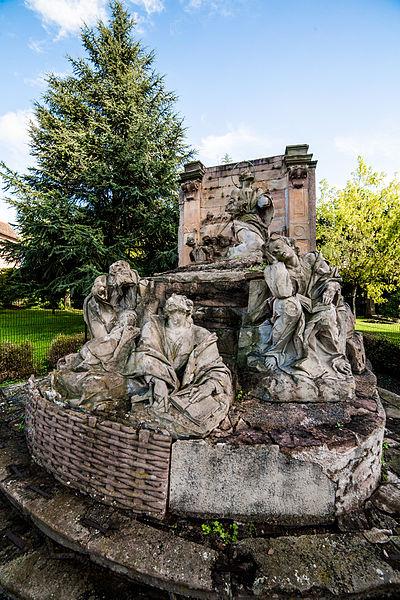 Photo du Monument Historique Mont des Oliviers situé à Molsheim
