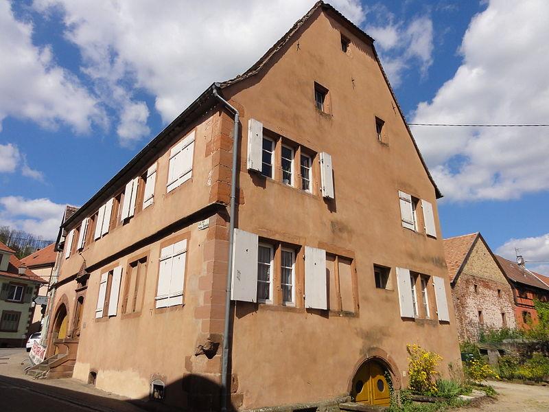 Photo du Monument Historique Maison situé à Neuwiller-lès-Saverne
