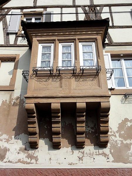 Photo du Monument Historique Maison situé à Oberbronn