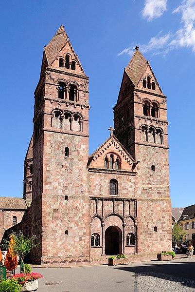 Photo du Monument Historique Eglise Sainte-Foy situé à Sélestat
