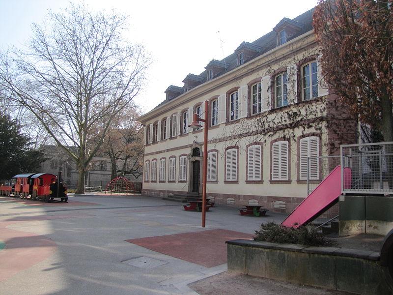 Photo du Monument Historique Ancien Hôtel d'Andlau situé à Sélestat