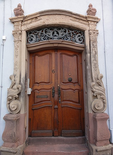 Photo du Monument Historique Maison situé à Sélestat