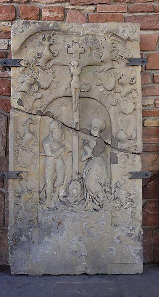 Photo du Monument Historique Eglise catholique situé à Seltz