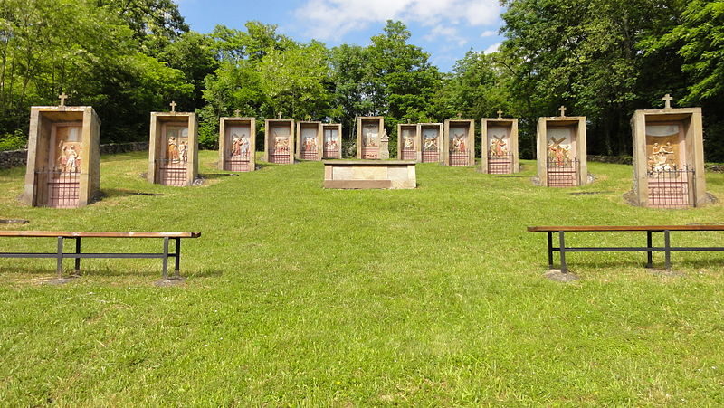 Photo du Monument Historique Chemin de croix situé à Still