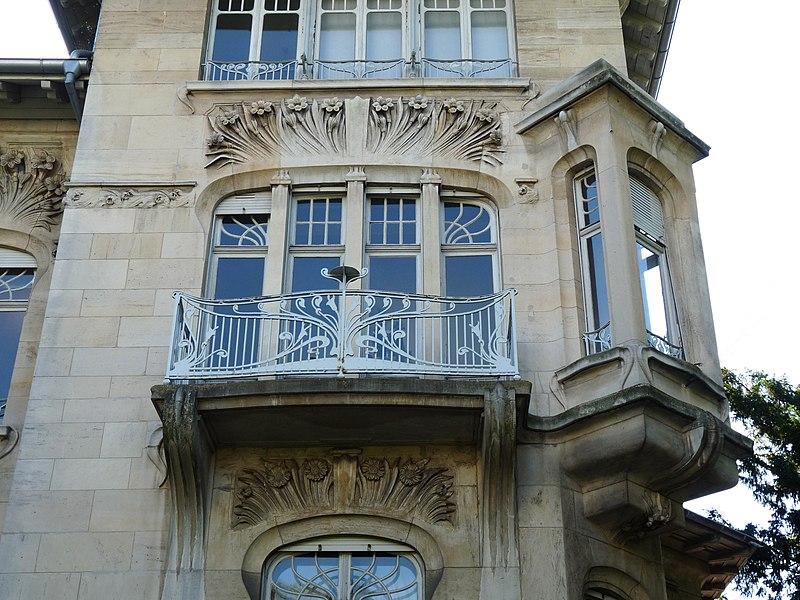 Photo du Monument Historique Ancien hôtel Schützenberger situé à Strasbourg