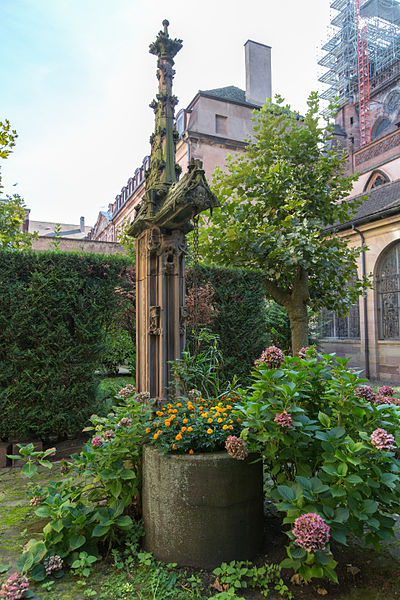 Photo du Monument Historique Grand Séminaire situé à Strasbourg
