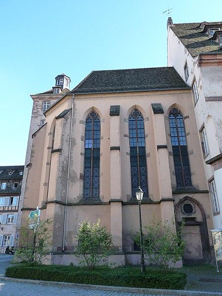 Photo du Monument Historique Ancien Hôpital Civil, actuellement Hôpital Universitaire de Strasbourg situé à Strasbourg