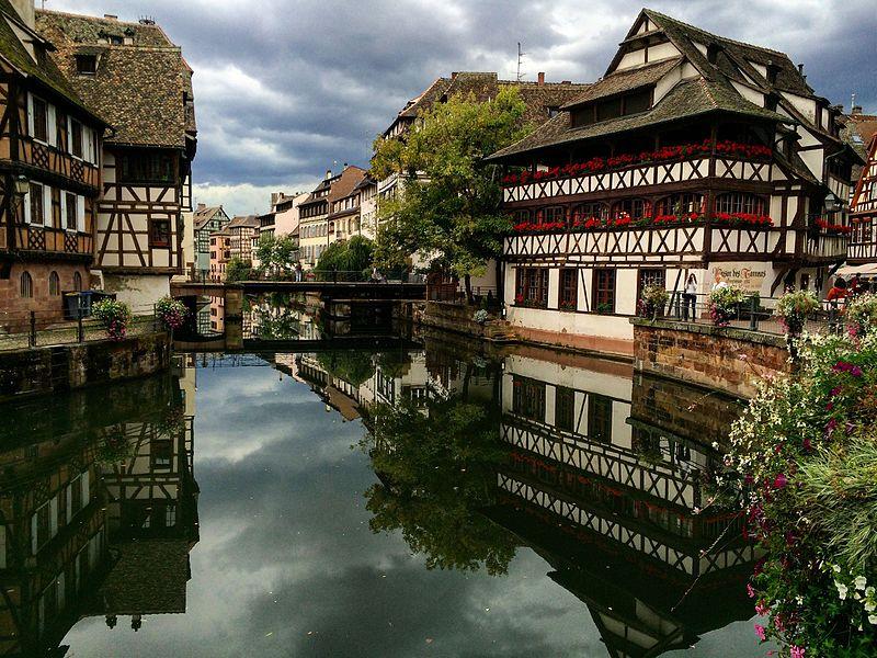 Photo du Monument Historique Maison des Tanneurs situé à Strasbourg