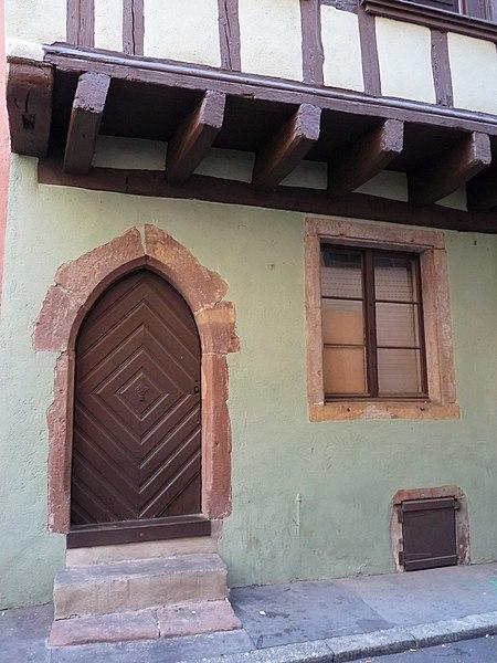 Photo du Monument Historique Immeubles situé à Strasbourg