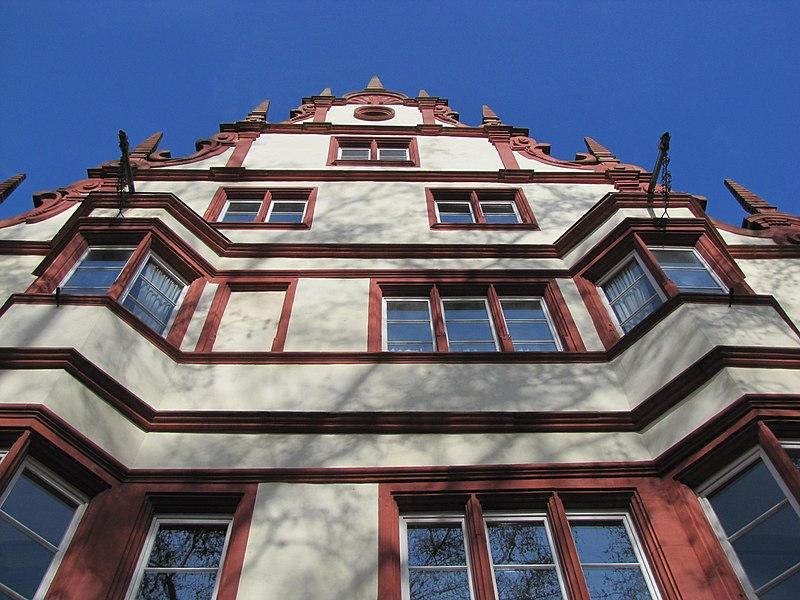 Photo du Monument Historique Maison Kauw dite maison Lauth situé à Strasbourg