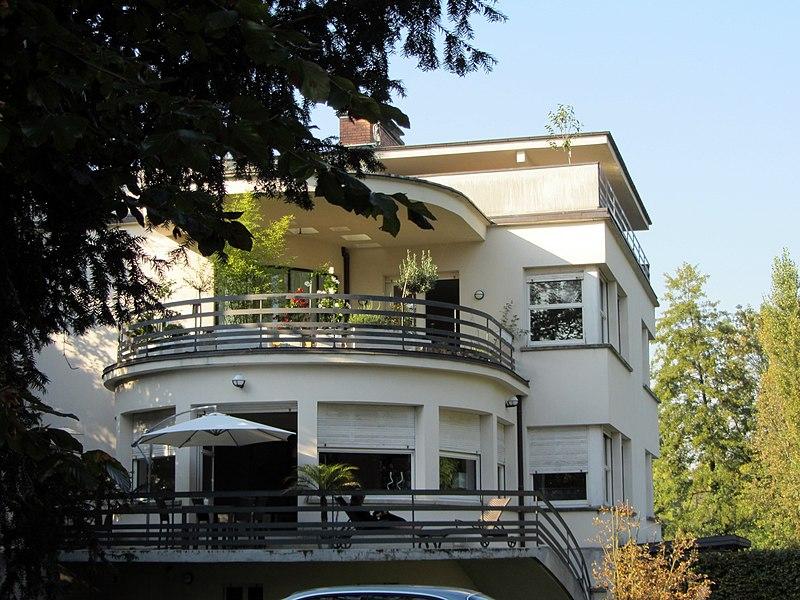 Photo du Monument Historique Propriété Schranz situé à Strasbourg
