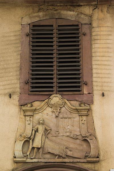 Photo du Monument Historique Maison situé à Wasselonne