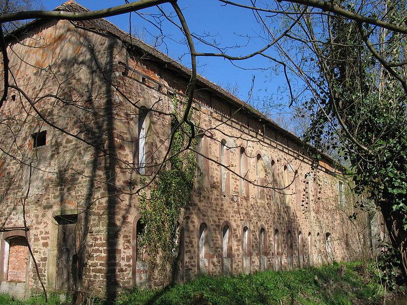 Photo du Monument Historique Ancienne Papeterie Pasquay situé à Wasselonne