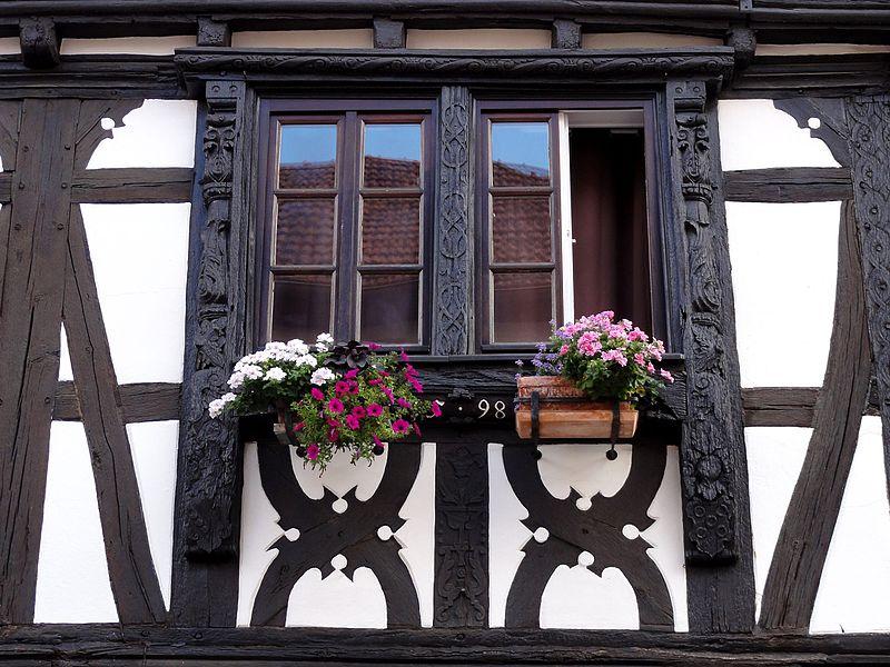 Photo du Monument Historique Maison du 16e siècle situé à Wissembourg
