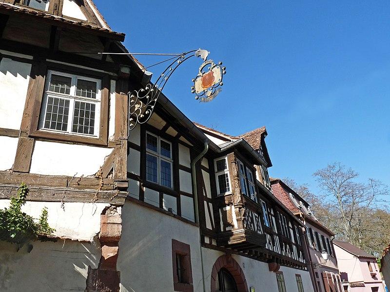 Photo du Monument Historique Musée Westercamp situé à Wissembourg