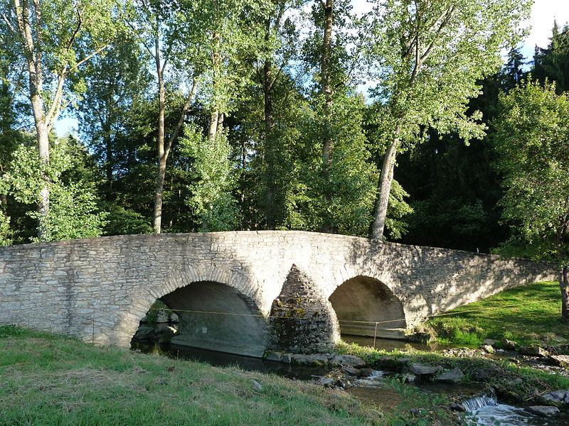 Photo du Monument Historique Pont sur l'Isch situé à Wolfskirchen