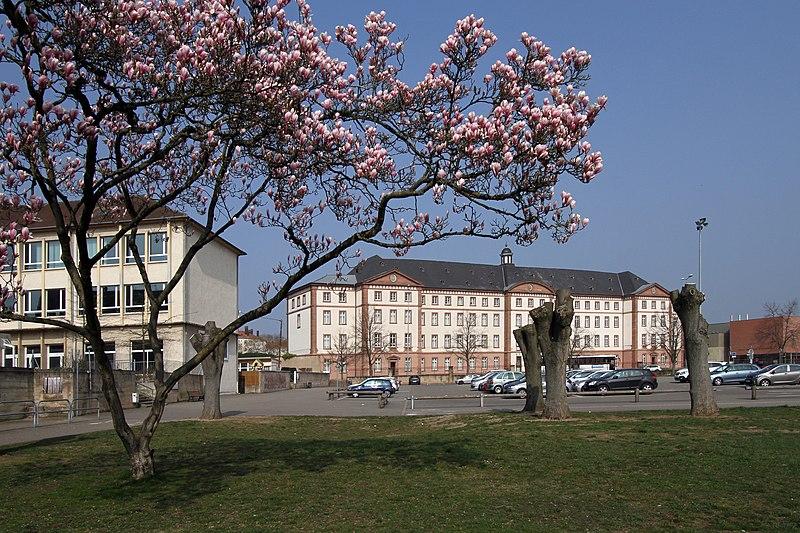 Photo du Monument Historique Ancien hôpital militaire et bourgeois situé à Haguenau