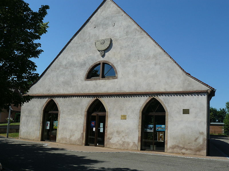 Photo du Monument Historique Grange dîmière situé à Altorf